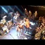 Pity Alvarez y La Pesada Oriental – Quieren Rock. Mmbox – Montevideo, Uruguay