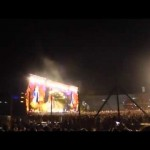 "The Rolling Stones Uruguay ""Centenariazo"" Out Of Control"