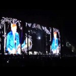 The Rolling Stones Uruguay Paint It Black