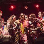 Inconclusa y arbitraria colección del carnaval 2016