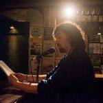 Salvador Biko en Ronda de poetas 10 años en Colonia del Sacramento