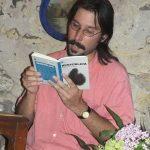 Sebastián Rivero en Ronda de poetas 10 años en Colonia del Sacramento