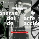 Pioneras del arte de acción, entrevista a Ángela López Ruiz