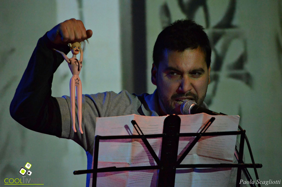 Mundial Poético Montevideo en el CCE - lecturas del miércoles 20 de Abril 2016 - Foto © Paola Scagliotti