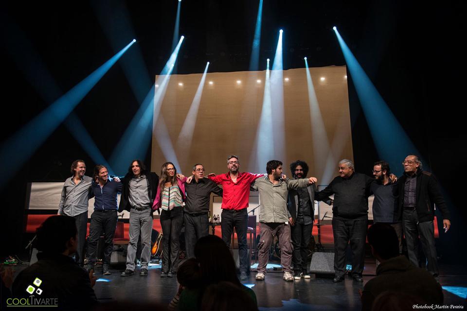 El Refugio del duo Spuntone y Mendaro -teatro solis - 30 de marzo 2016 Fotografia Martín Pereira