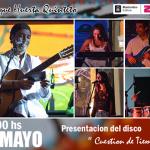 Enrique Huerta: desde Salinas al ritmo y a lomo de tambor.