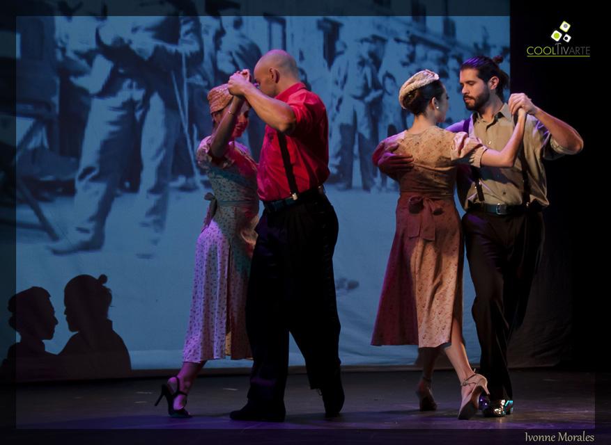 Tierra de tango en Teatro Alianza - 26 de mayo 2016 - Foto © Ivonne Morales