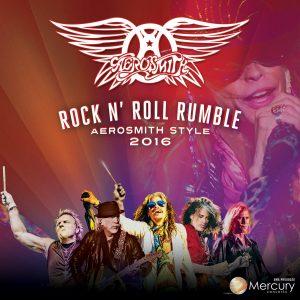 Aerosmith vuelven a girar por Latinoamérica