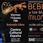 Bebeto Alves y los Blackbagualnegovéio llegan a Montevideo