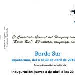 Borde Sur en la feria de exposiciones de A Coruña
