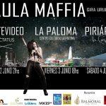 PAULA MAFFÍA vuelve a URUGUAY!