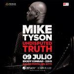Mike Tyson eligió a Enjoy Conrad como escenario para contar su irrefutable verdad