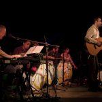 """Hugo Fattoruso y su Quinteto Barrio Sur. """"Candombe World Temátika"""""""