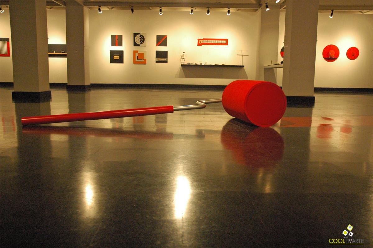 Daniel Gallo Designificación - Centro de Exposiciones SUBTE – 31 de Mayo 2011 - Foto © Federico Meneses