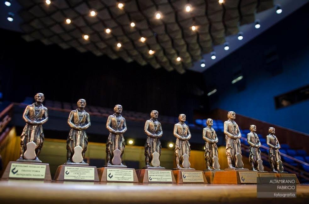 Ceremonia de Entrega de Premios Bartolomé Hidalgo 2016.