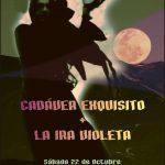 La Ira Violeta + Cadáver Exquisito: Ritual Frenético