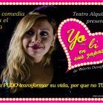 Sobre la obra Yo-li. Entrevista a Valeria Deragna, actriz y creadora del unipersonal