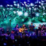 La Vela Puerca festejó sus 20 años en el Velódromo Municipal