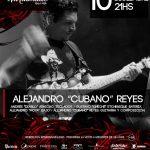 Alejandro «Cubano» Reyes En Vivo