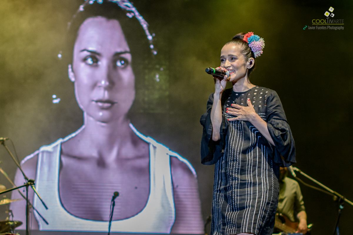 Julieta Venegas - Algo sucede tour - 10 de Diciembre de 2016 - Foto Javier Fuentes Photography