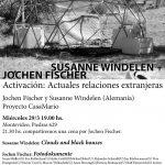 """""""Actuales relaciones extranjeras""""; Jochen Fischer y Susanne Windelen (Alemania)"""