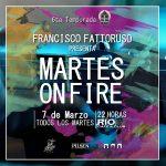 Martes On Fire: El Retorno. Presentación de SEXTA temporada
