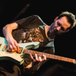 Paul Gilbert junto a Thomas Lang