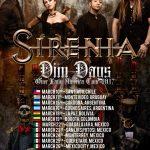 """Sirenia presenta """"Dim Days Of Dolor"""", entrevista con Morten Veland"""