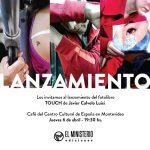 Presentación del fotolibro TOUCH de Javier Calvelo Luisi