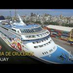 URUGUAY: TIERRA DE CRUCEROS