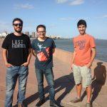 Sebastián Caldas y Antyram en Sala Zavala Muniz: Entrevista