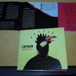 """CD """"Agujas en la Piel"""" de Crysler"""