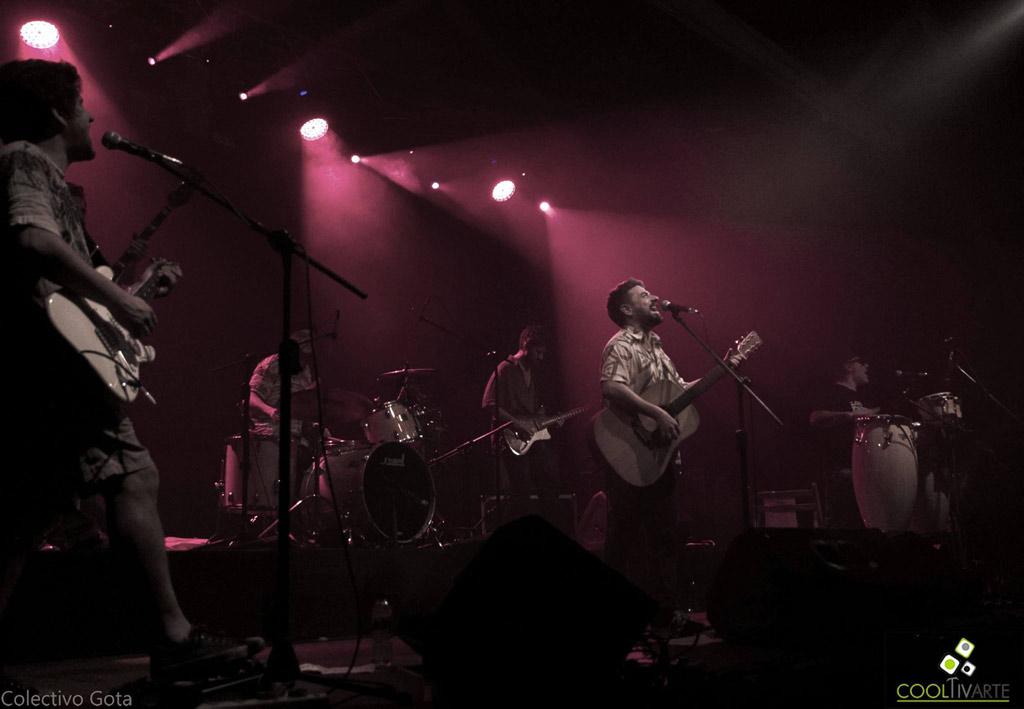 LOS ESPÍRITUS en Montevideo - Fiesta Hacele Caso A Tu Espíritu - teloneros: Mandrake y los Druidas - Sala del Museo - abril 2017 - Foto © Natalia Ganassoli