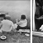Henri Cartier Bresson y Vivian Maier en Buenos Aires