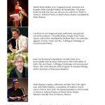 Poetas uruguayos en Festival de poesía de Nueva Orleans