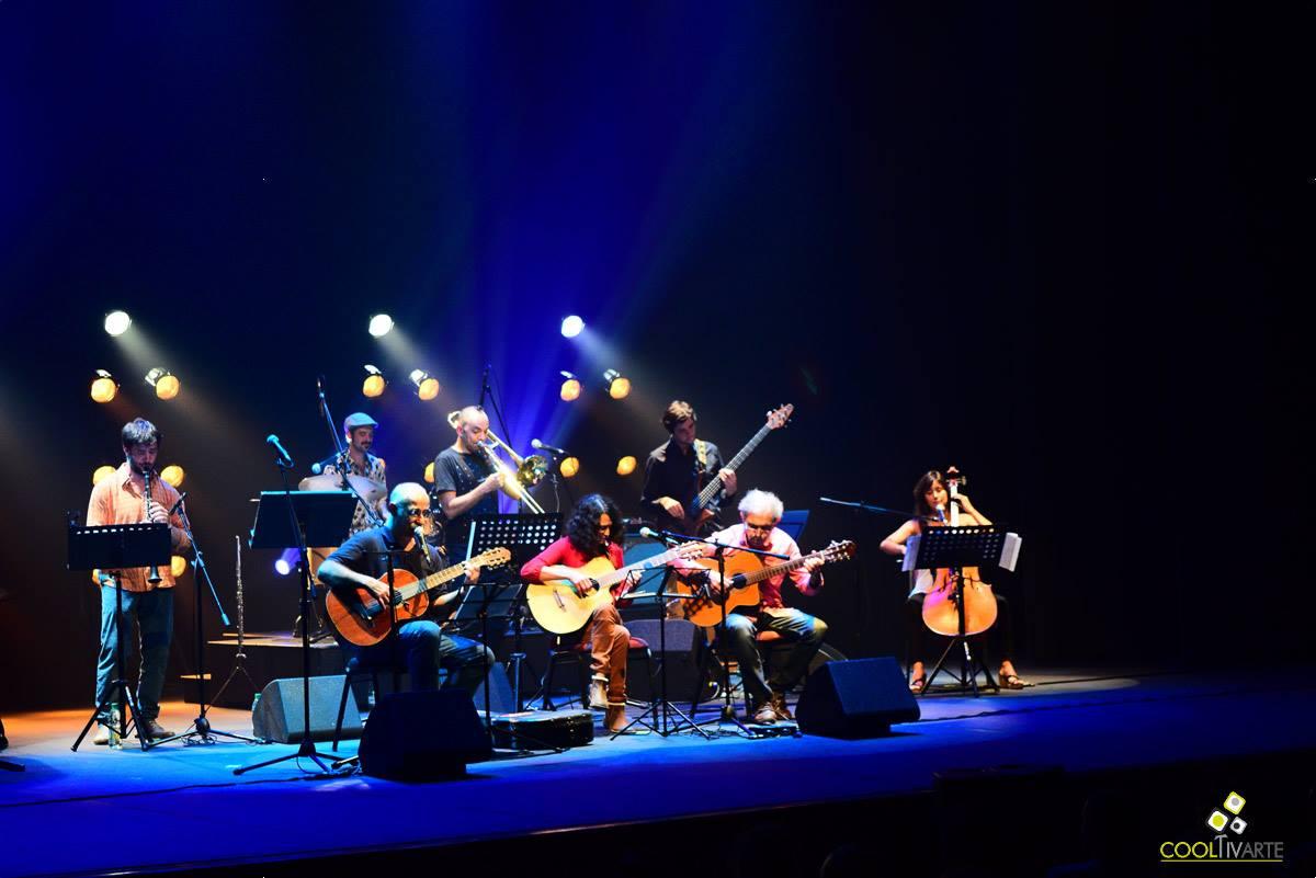 LEO MASLÍAH 40 AÑOS - Teatro Solís - 7 de mayo 2017 - Foto © Silvana Laborde