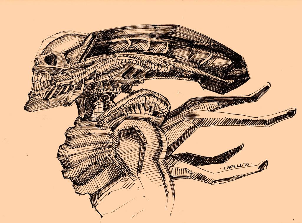 ese-bicho2-Alien-Covenant-ilustracion-andres-capeluto