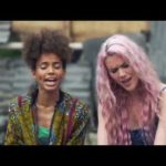Joss Stone & Nneka performing 'Babylon'