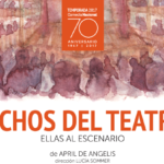 Bichos de teatro, de April de Angelis
