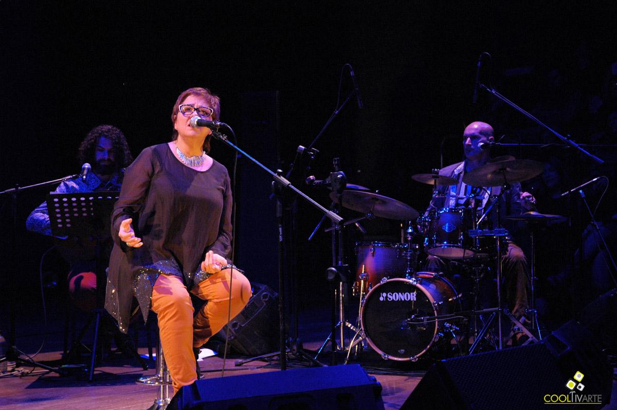 Cantoura - Laura Canoura - 6 DE JUNIO 2017 - SALA ZAVALA MUNIZ - Foto © Federico Meneses