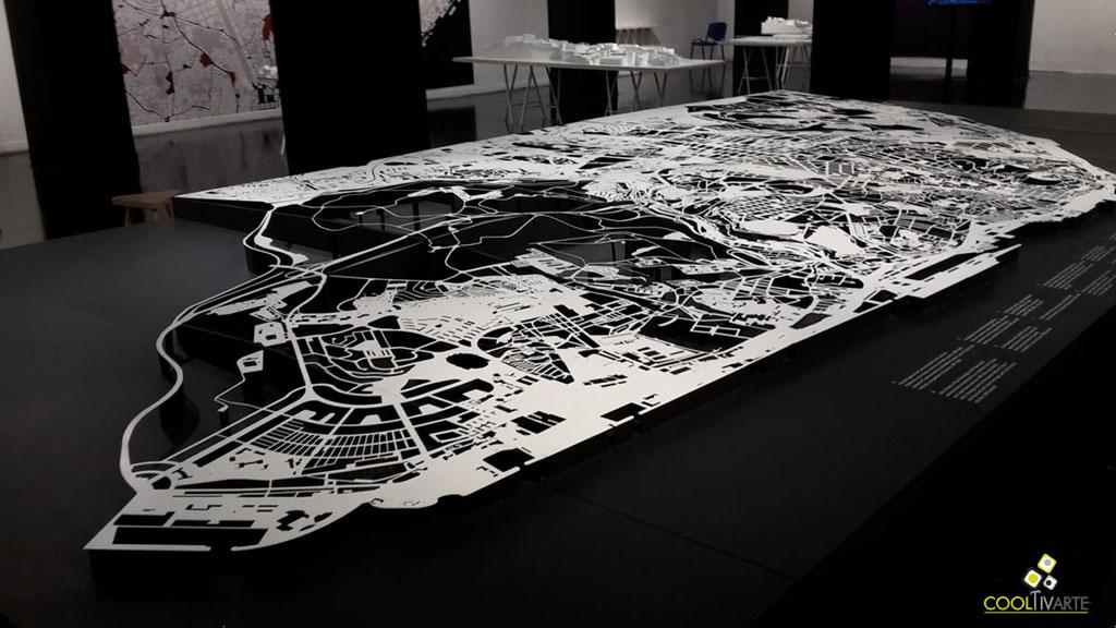 Carrilho da Graça: Lisboa - Centro de Exposiciones SUBTE - Julio 2017 - Foto de celular - Federico Meneses