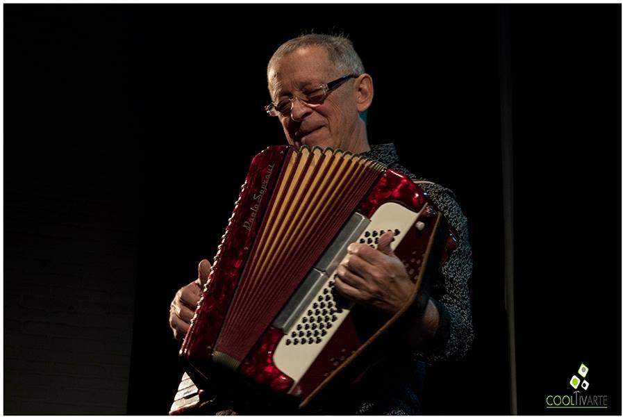 Hugo Fattoruso - Sala Cantegril - 21/7/17 Fotos © Servando Valero