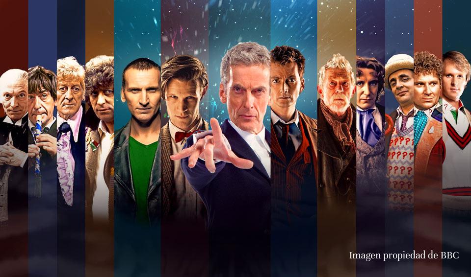 Qué es Doctor Who