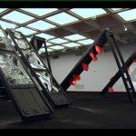 VIDEO ARTE AGUEDA EXPOSICIÓN EN VIDRIO URUGUAY