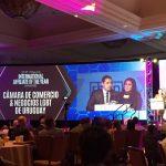 URUGUAY recibió el Premio a la Mejor Cámara de Comercio LGBT del mundo