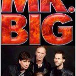 Mr. Big, entrevista a Eric Martin