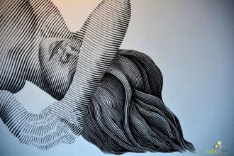Árbol genealógico de sirénidos posibles e imposibles, Nicolás Sánchez, AlfAlfA - Museo Zorrilla - Setiembre 2017 - Foto © Federico Meneses