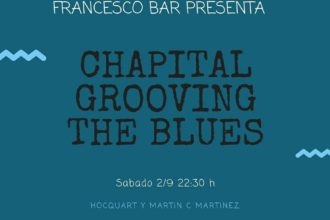 Chapital-grooving-the-blues-reseña