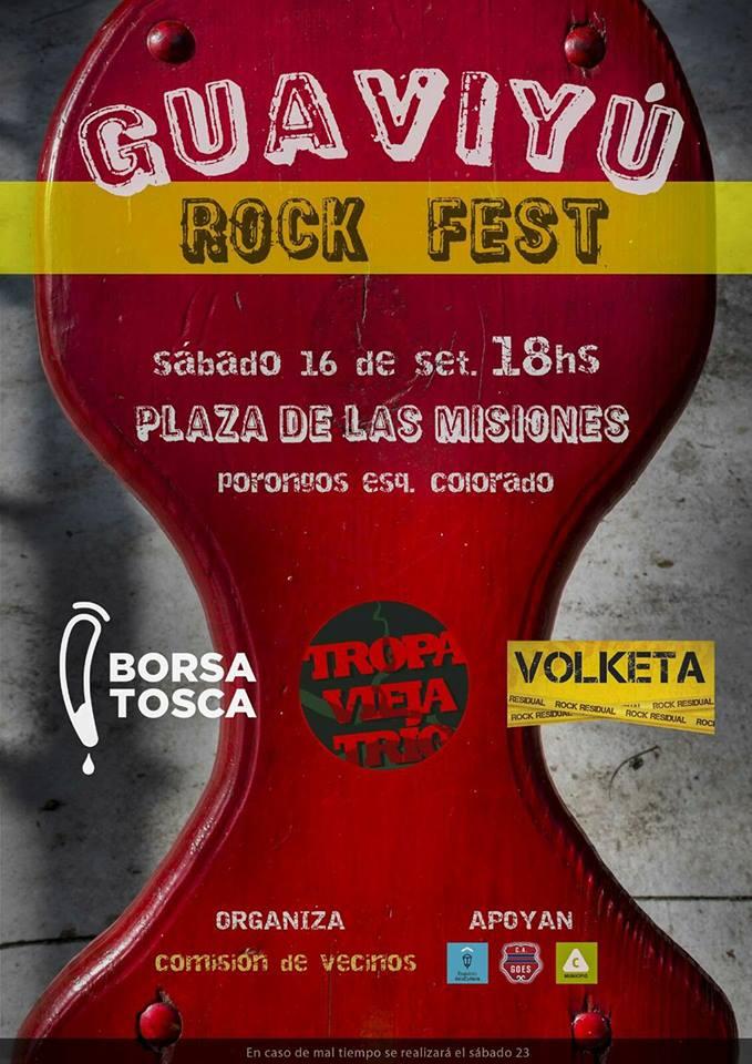 El Guaviyú Rock Fest
