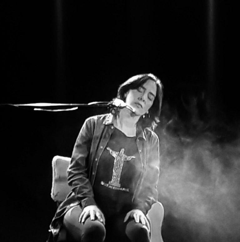 Mariana Lucía- Teatro de Agadu- Sala Blanca Podestá- 06 de setiembre 2017-Montevideo- Foto de portada Marcela Kohlhau